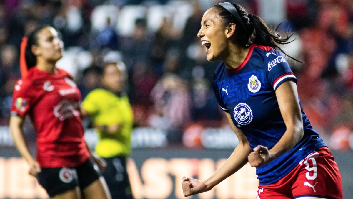 Liga MX femenil: Chivas golea a Xolos