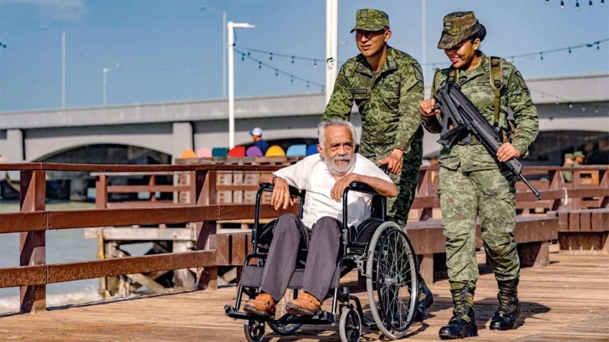 OBJETIVO. La milicia resguarda dos pilares del bienestar nacional: el desarrollo y la seguridad.  Foto: Especial
