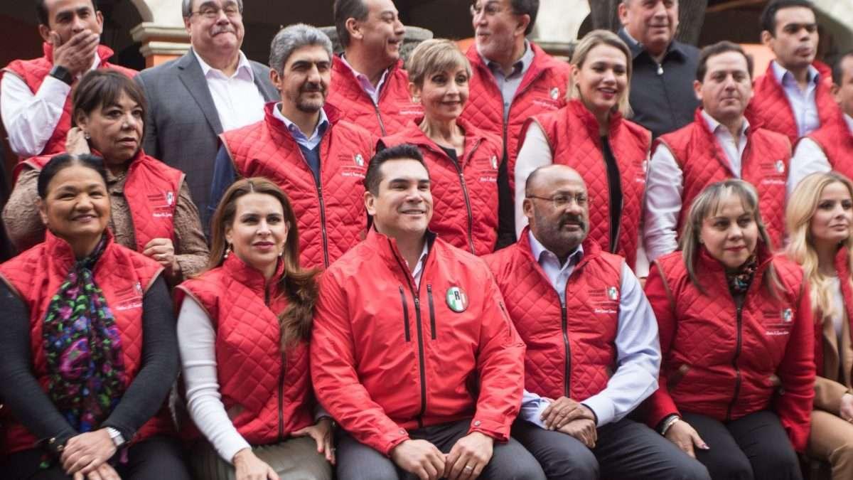 Los partidos políticos debieron depurar sus padrones de militantes por instrucción del INE. Foto: CUARTOSCURO