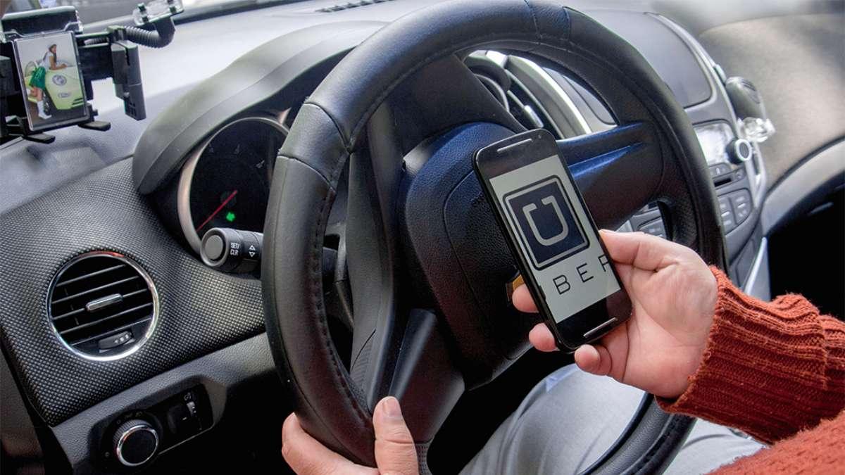 APPS. La aplicaciones digitales de transporte precarizan a conductores. FOTO: CUARTOSCURO