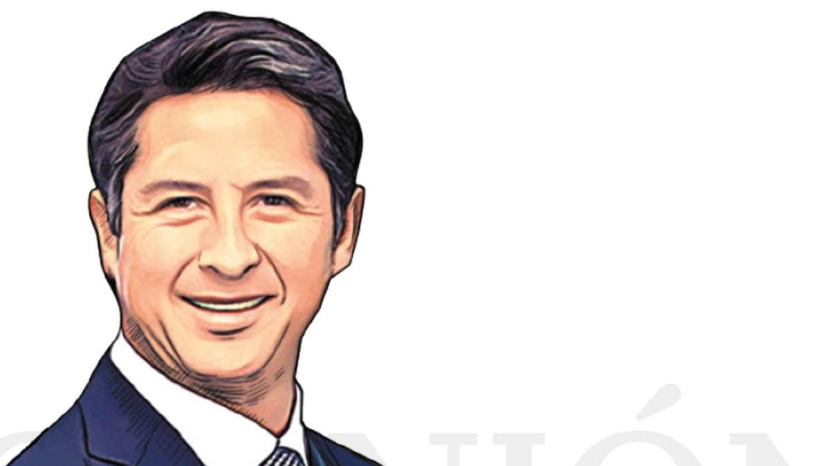 Marco A. Gutiérrez Huerta / Presidente de la CNEC / Heraldo de México