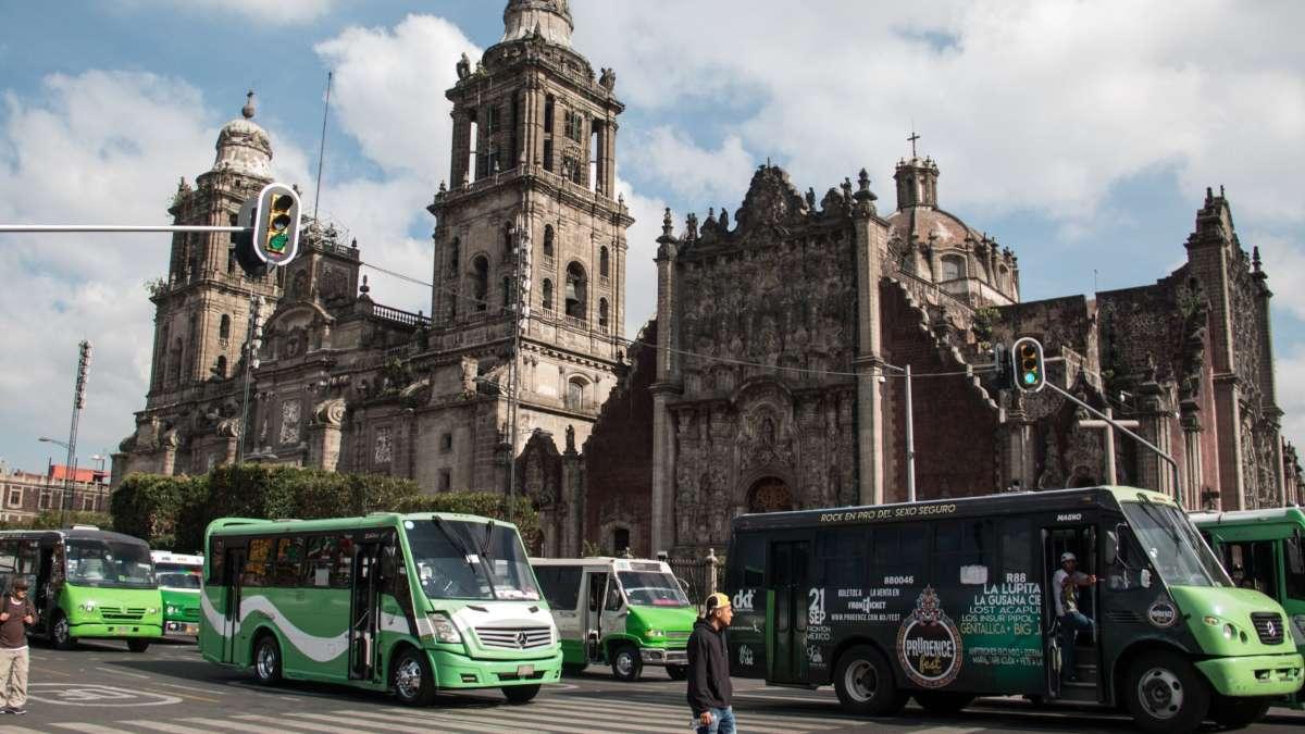 Vazquez Figueroa pide disculpas a los ciudadanos por las afectaciones. Foto: Cuartoscuro
