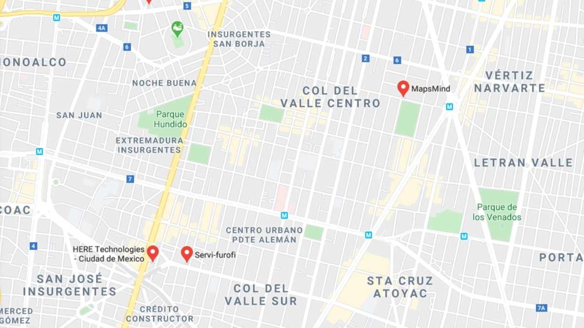 Google tiene tu ubicacion y puede ayudar si desapareces. Foto: Especial