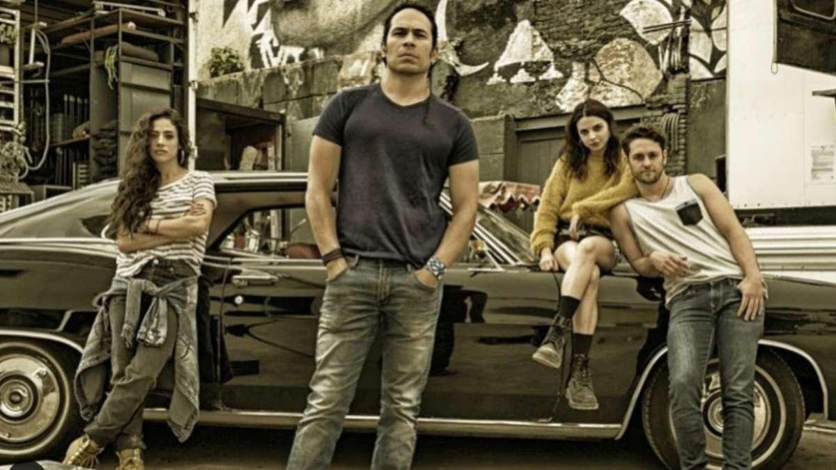Horacio Garcia Rojas habla de la segunda temporada de Diablero a Netflix