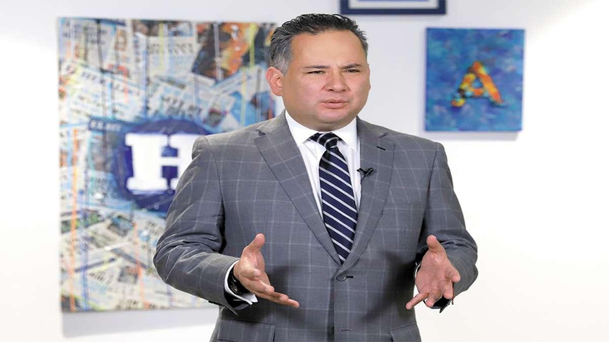 Santiago Nieto dijo a El Heraldo Media Group que tiene cuatro denuncias contra Lozoya
