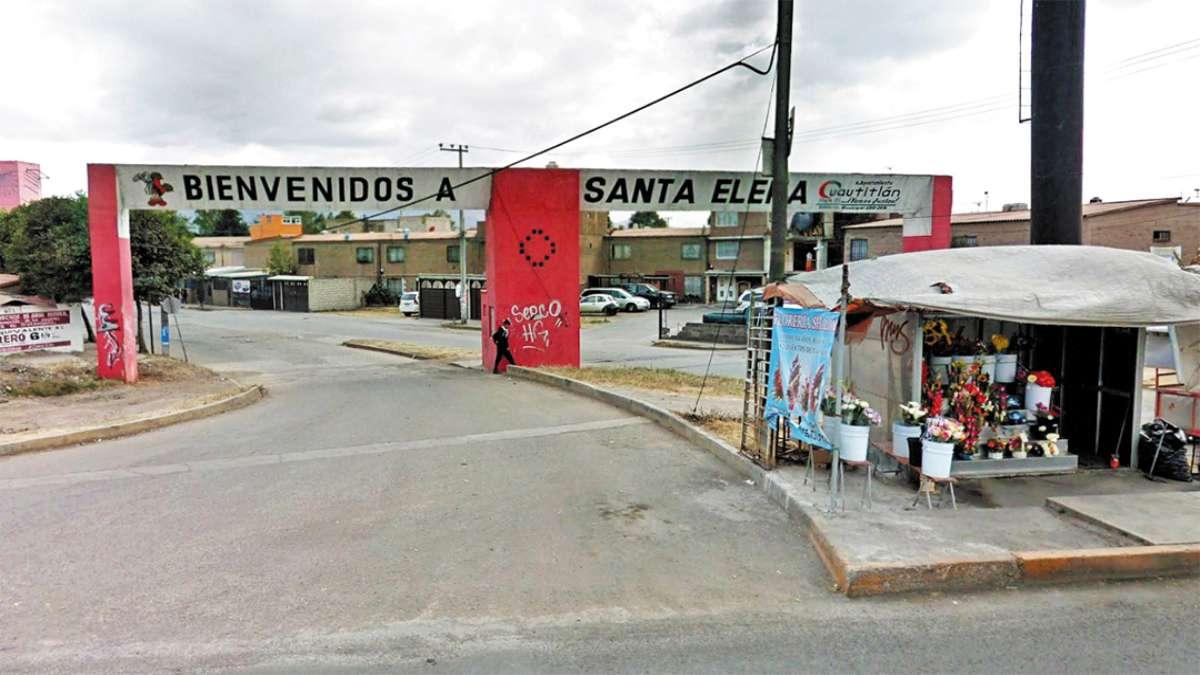 INTERÉS MANIFIESTO. Tultepec quiere quedarse con la tercera parte de Santa Elena. Foto: Especial