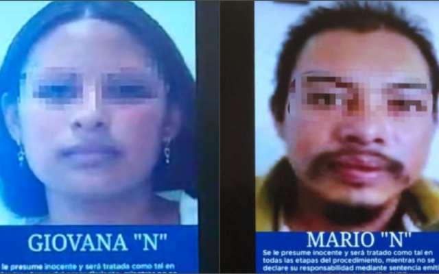 Resultado de imagen para FOTO FGJ presenta nueva foto de Giovana, presunta responsable del crimen de Fátima