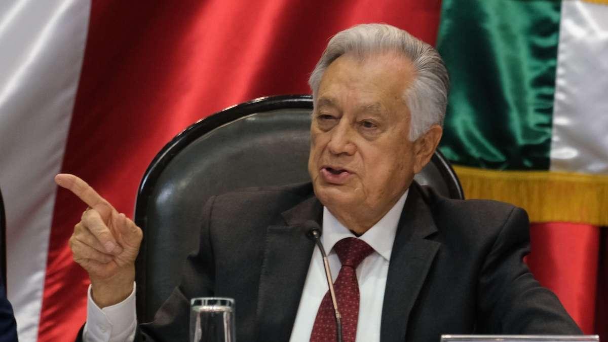 Manuel Bartlett pide revertir resultados negativos de la reforma energetica