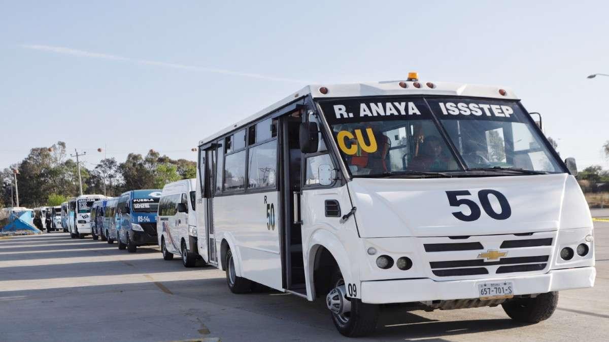 transporte puebla c5 seguridad vigilancia