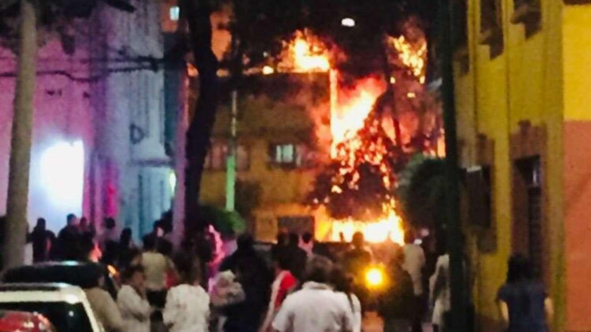 incendio roma 19 febrero