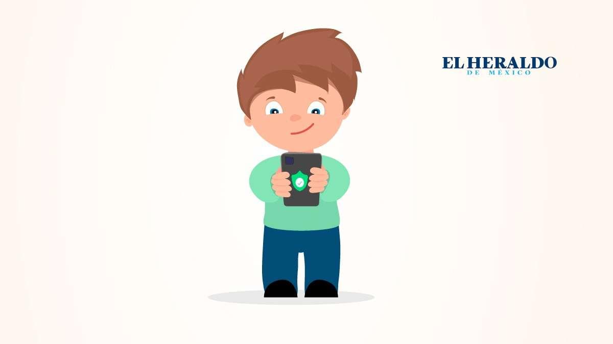 Seguridad smartphones hijos