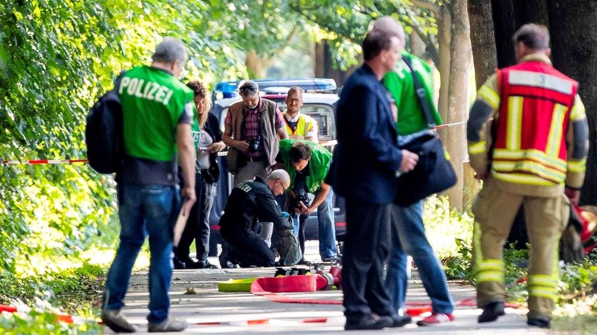 Polizei-alemania