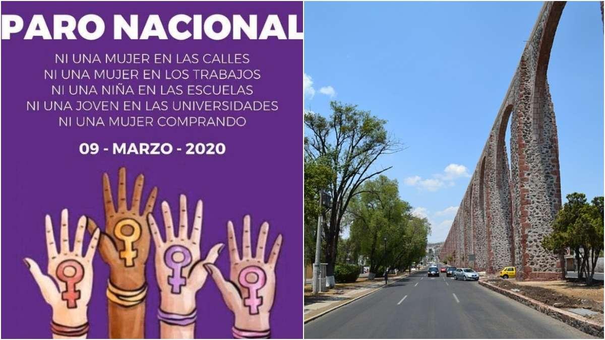 queretaro-paro-nacional-un-dia-sin-nosotras-universidad-municipio-legisladoras-movimiento