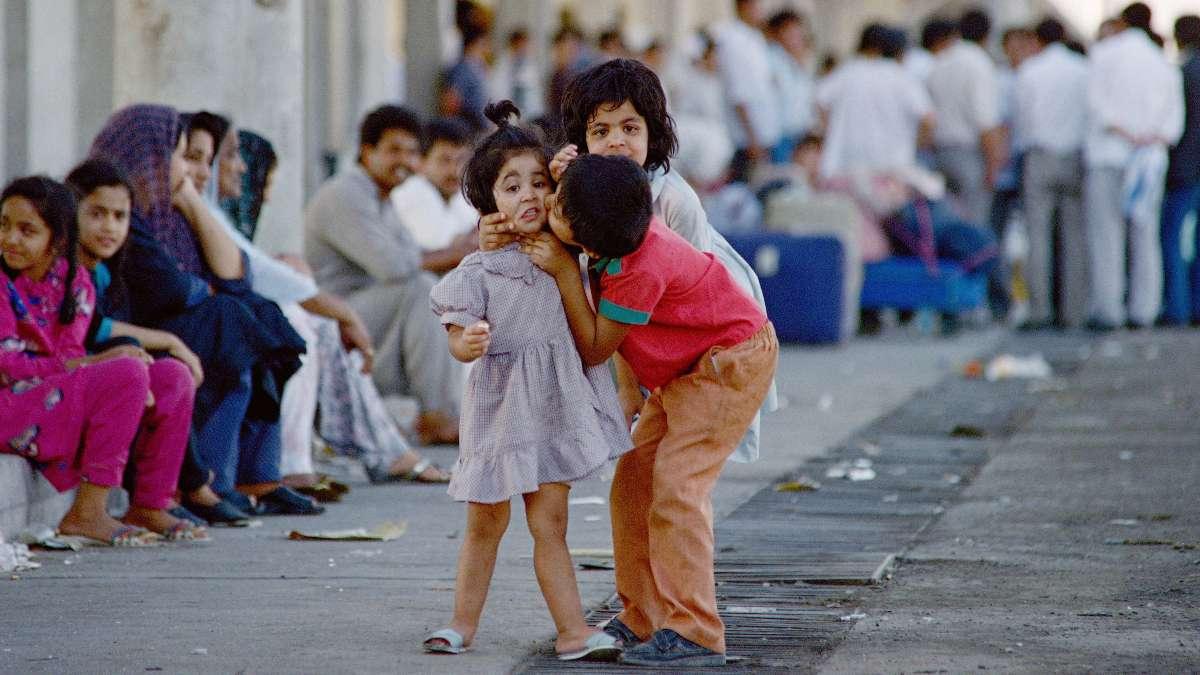 ONU sobre la infancia frente al cambio ambiental