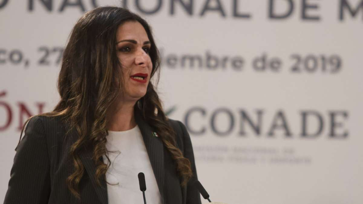 PAN Ana Gabriela Guevara Conade corrupcion