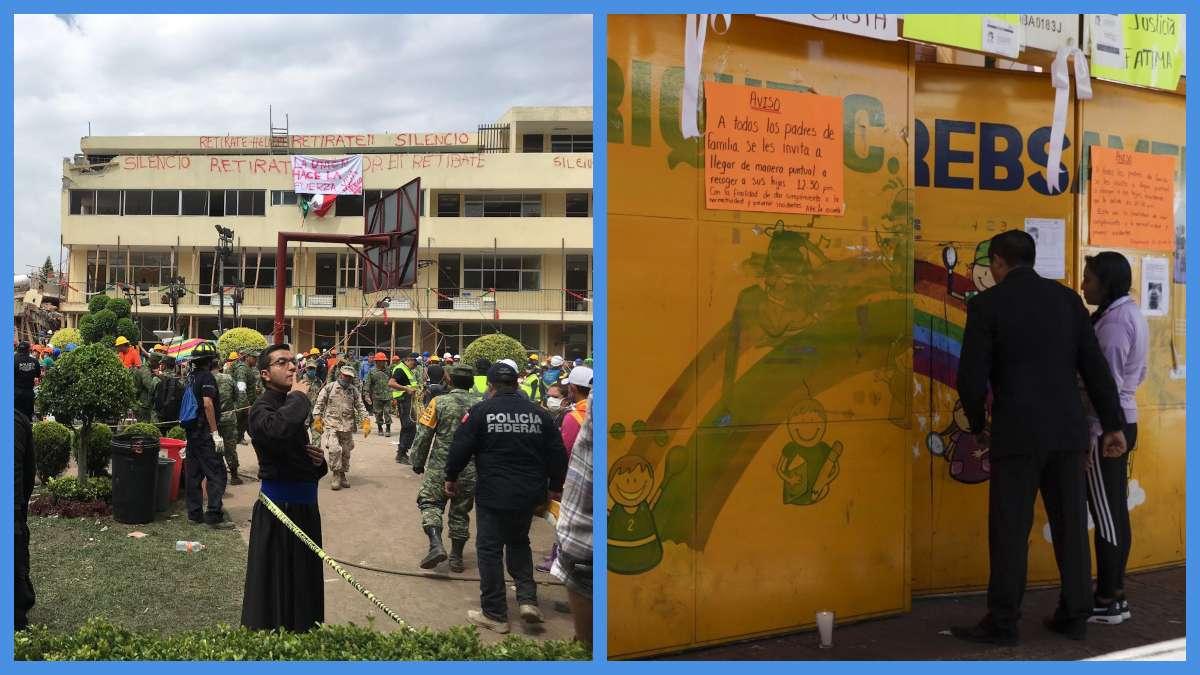 enrique rebsamen tragedia sismo fatima