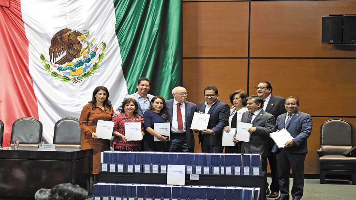 PRIMERO DEL AÑO. Se trata de la primera revisión presentada este año, a recursos utilizados en 2018, en la pasada administración. Foto: Leslie Pérez