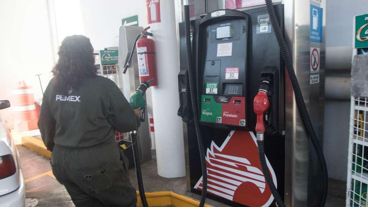 precio gasolina magna estimulo fiscal