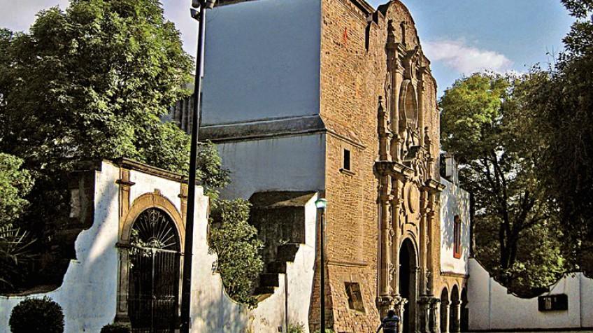 Parroquia de San Felipe y Santiago Apóstol. Foto: CDMX