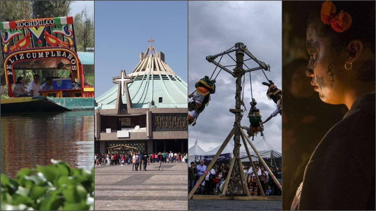 Significado del nombre de las alcaldias de la Ciudad de Mexico. Fotos: Cuartoscuro