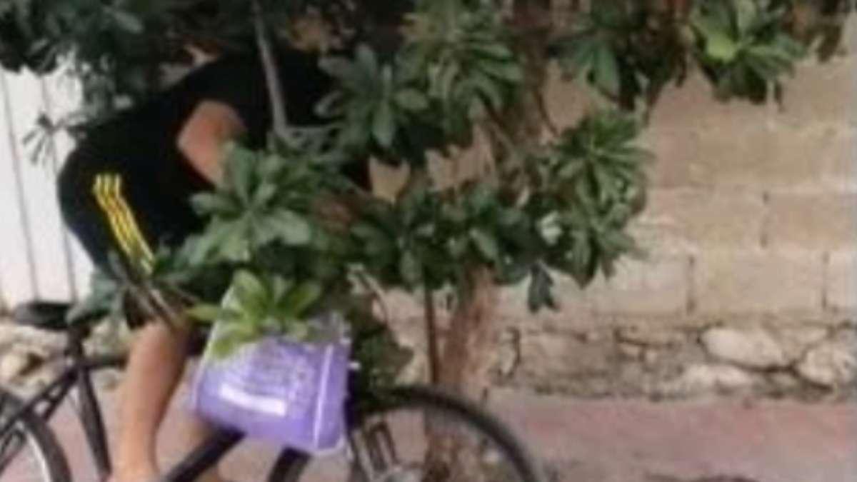 """""""Regrese a grabarlo y a gritarle que llamaria a la policia"""" coloco la mujer en la descripcion FOTO: CAPTURA DE PANTALLA"""