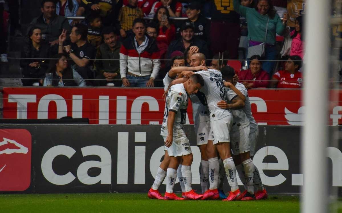 Pumas y Monarcas moverán el balón en punto de las 12:00 horas, en compromiso correspondiente a la jornada 7 del torneo Clausura 2020 de la Liga MX. Foto: Cuartoscuro