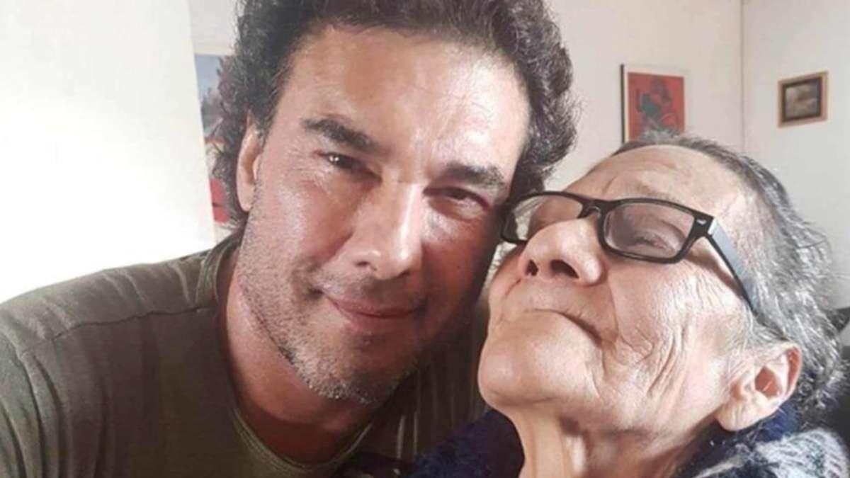 Murió la mama de Eduardo Yanez