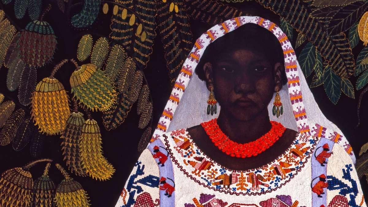lenguas indigenas Voces de la tierra Munal Arte cultura Mexico