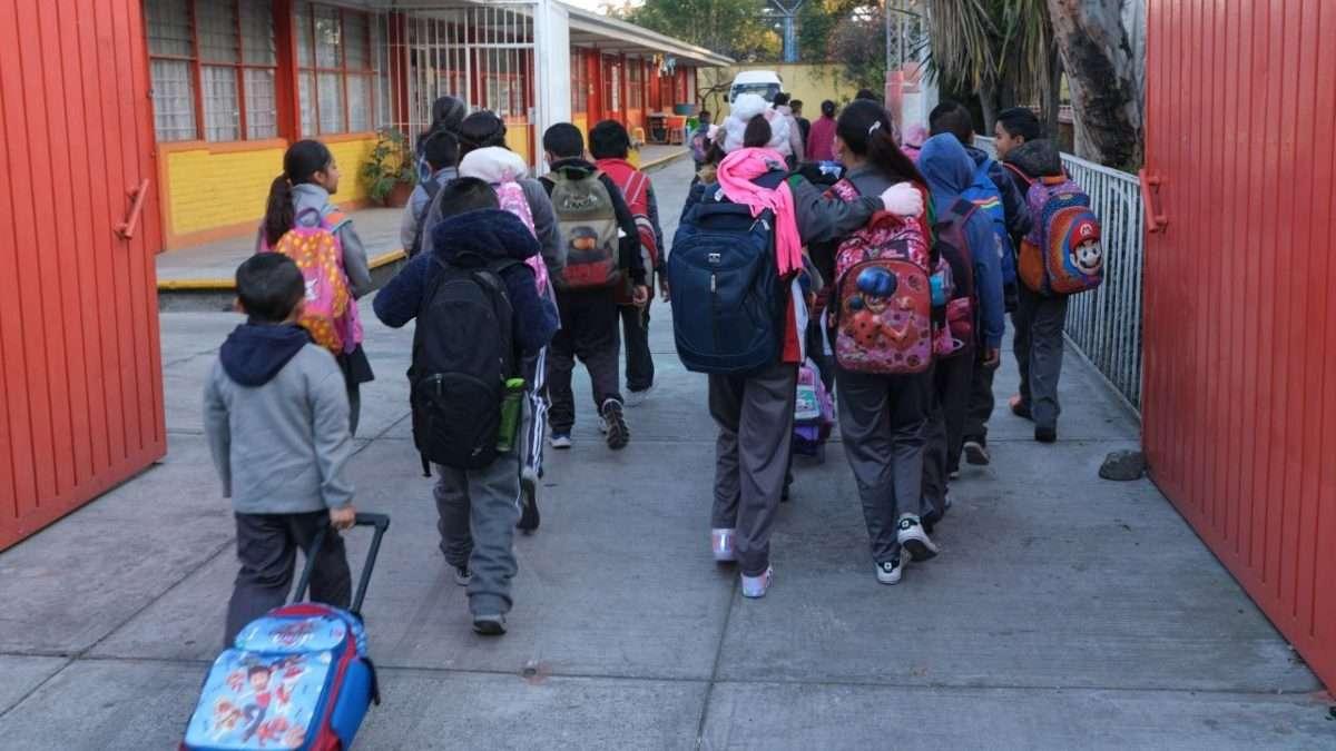 Hay 38 escuelas en el centro, colonia más peligrosa. Foto: CUARTOSCURO
