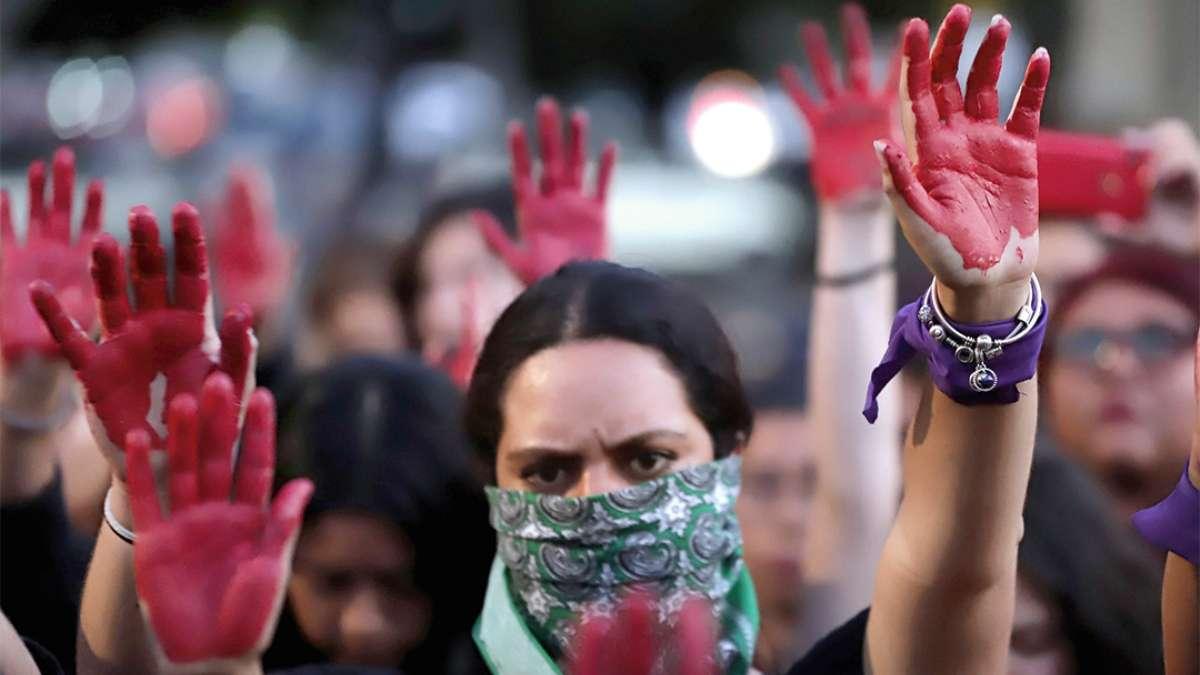 APOYO A MUJERES. Irene Herrera anunció que se unirán al paro este 9 de marzo. Foto: Especial