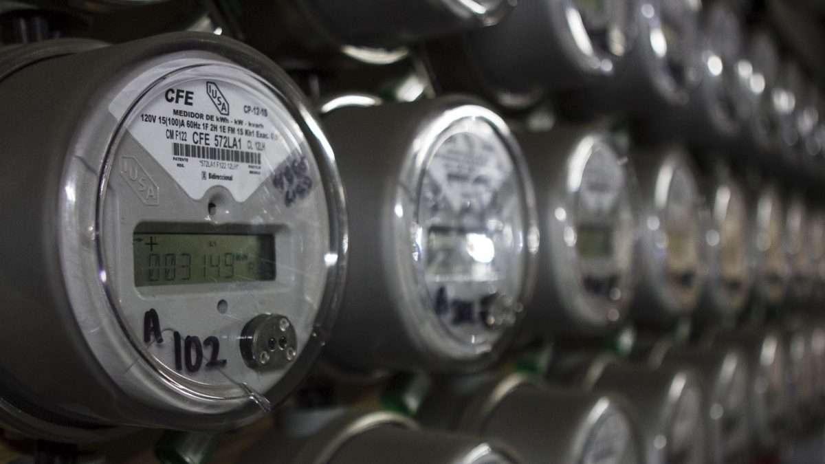Los equipos eran parte del programa de reducción de pérdidas de energía. Foto: CUARTOSCURO