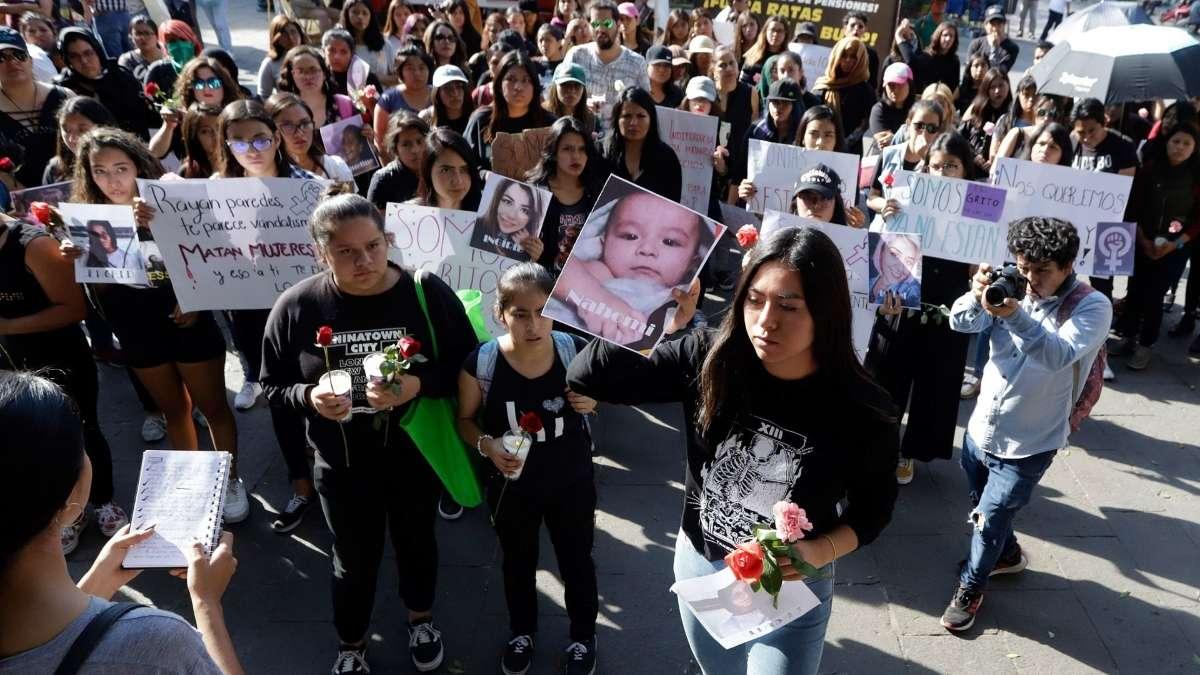 Marcha feminista del 8 de marzo partira del Monumento a la Revolucion