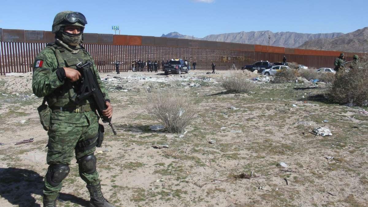 relaciones exteriores demanda patrulla fronteriza muerte joven mexicano