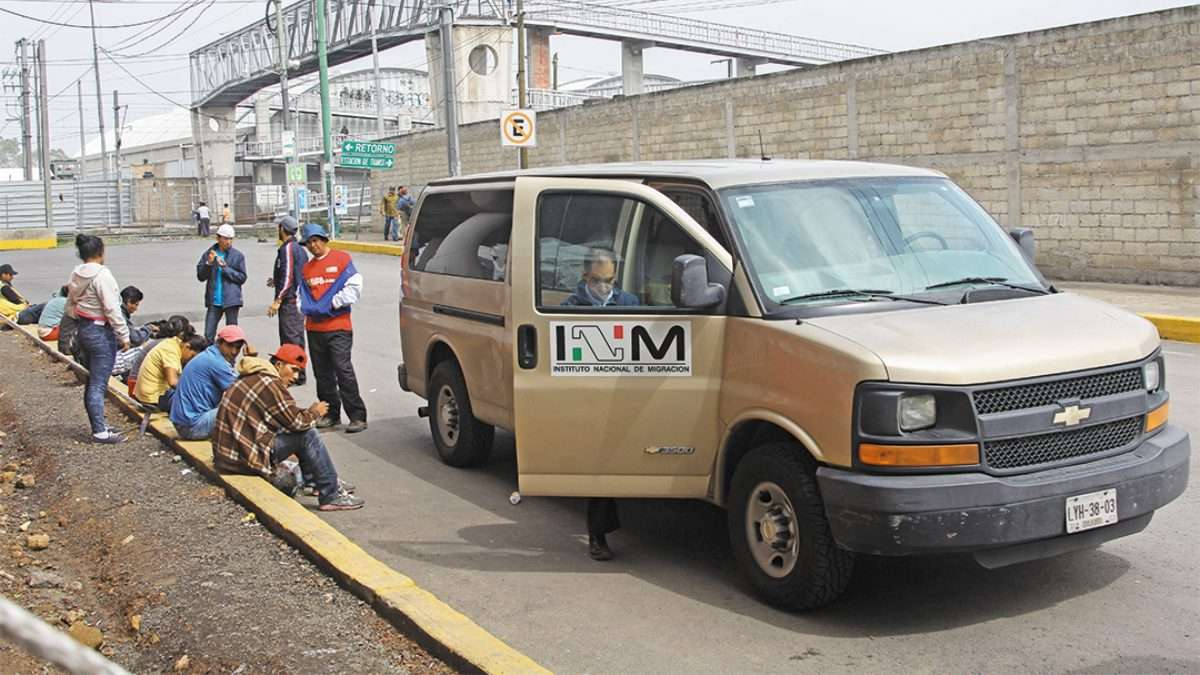 PODER. Personal del Inami puede pedir antecedentes al MP por cuestiones de verificación. Foto: CUARTOSCURO
