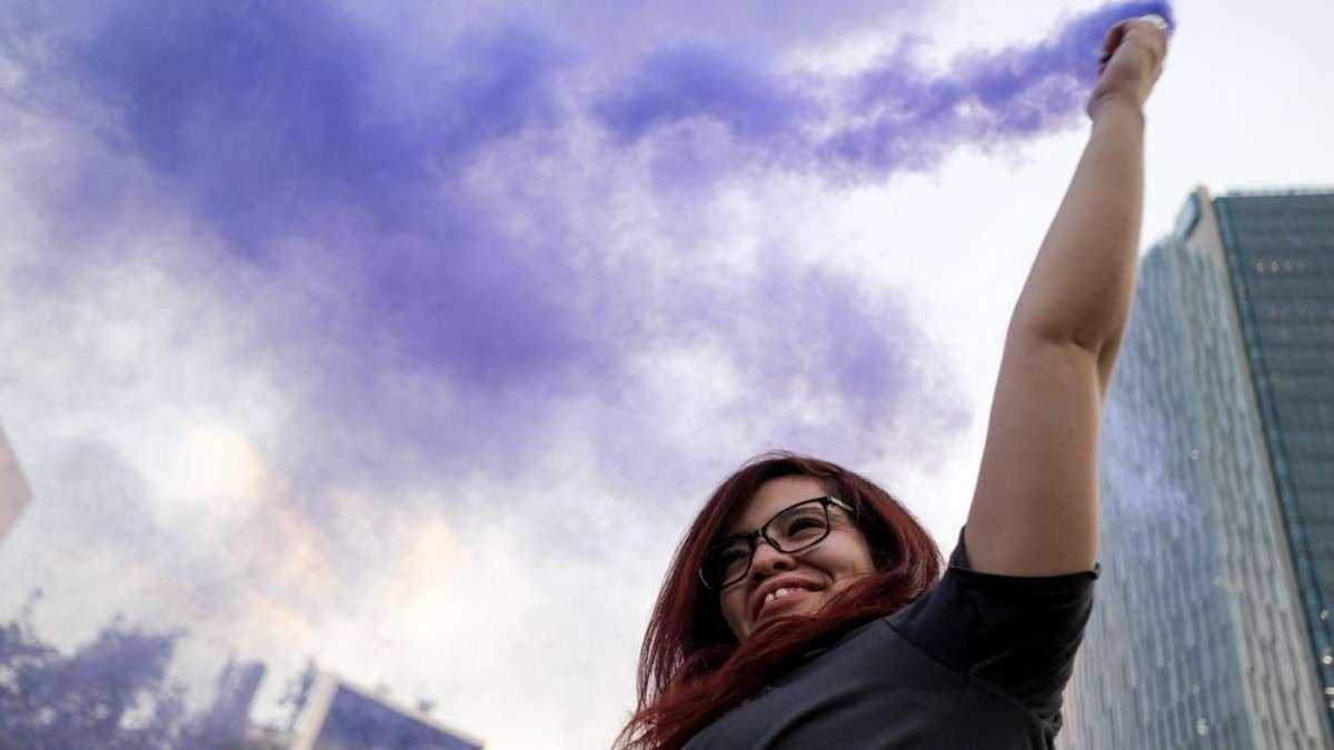sinaloa marcha mujeres instituciones publicas