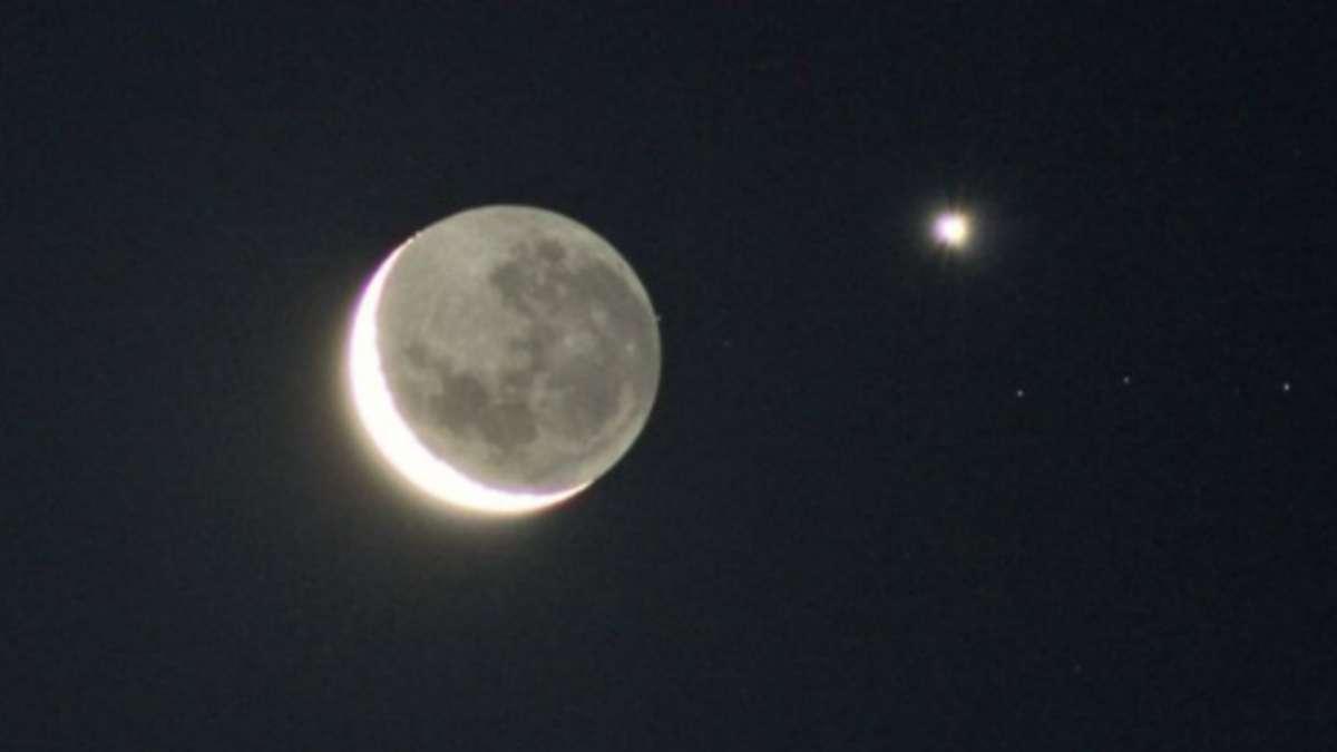 luna venus conjuncion