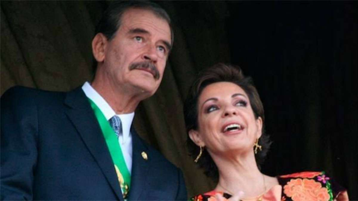 vicente fox martha sahagun