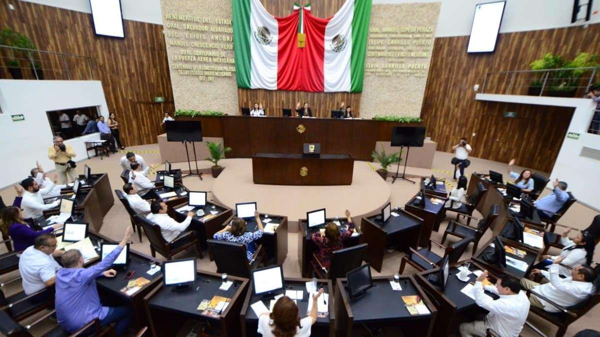 congreso yucatan cadavweres restos humanos fotos carcel