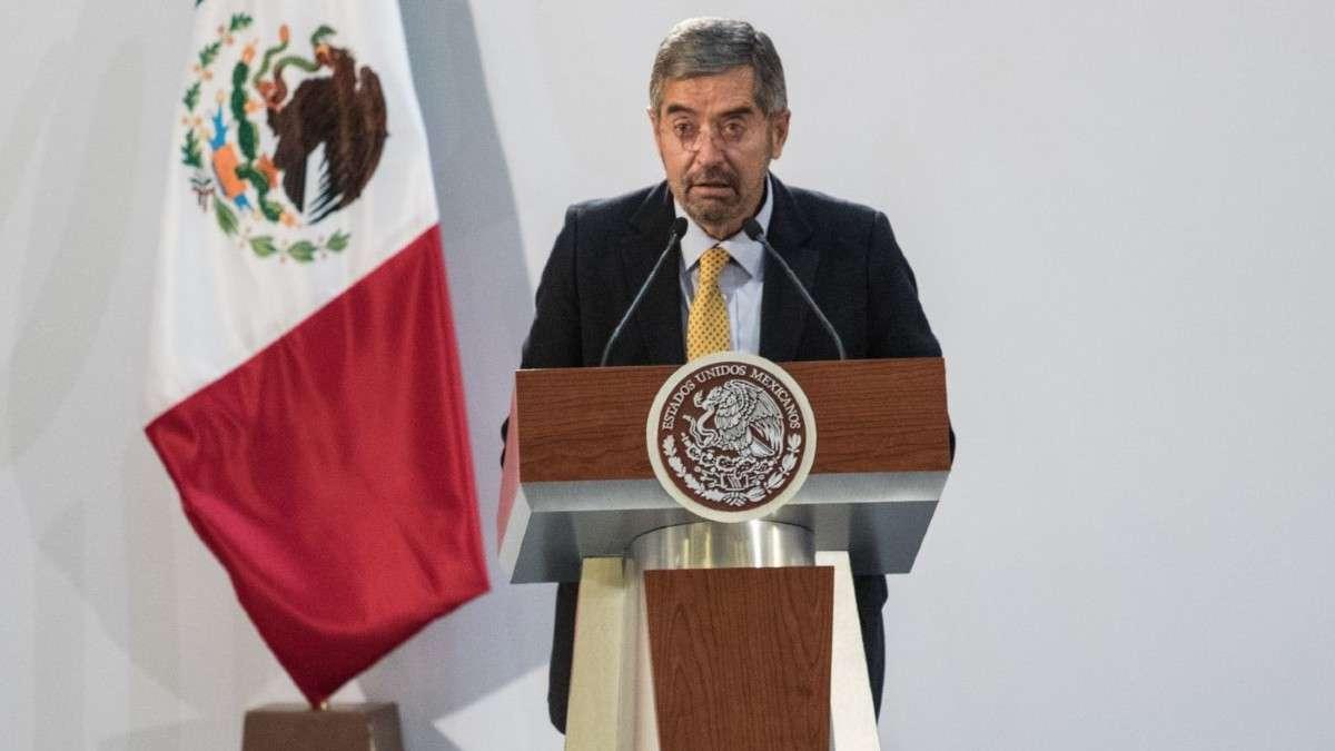juan ramon de la fuente onu embajador mexico coronavirus