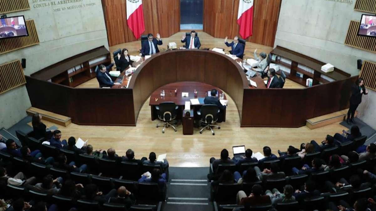tribunal electoral morena poder judicial