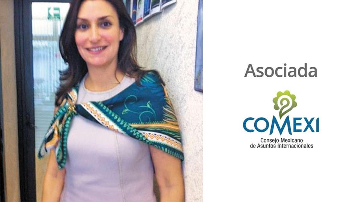 Jessica de Alba Ulloa / Asociada COMEXI e investigadora de la Facultad de Estudios Globales de la Universidad Anáhuac / Heraldo de México