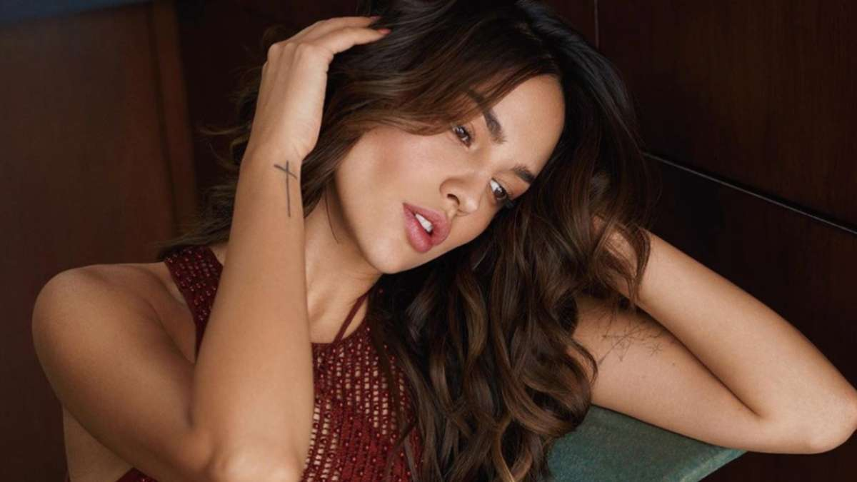 Eiza Gonzalez se une a la popular plataforma de TikTok con sensual baile