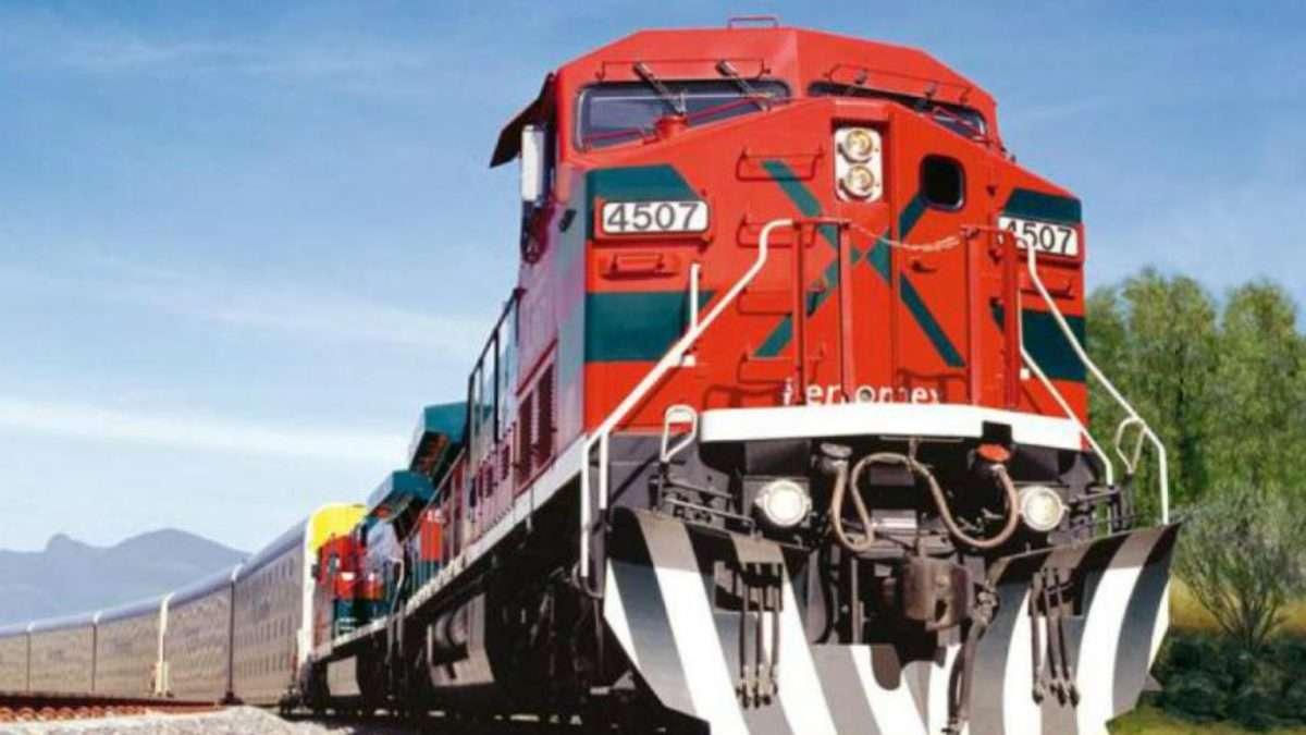 El ferrocarril se otorgó bajo concesión a finales del siglo pasado. Foto: Especial