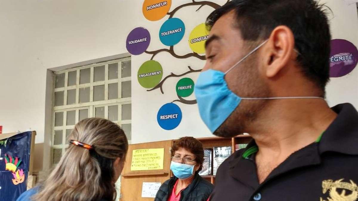 Coronavirus en Ecuador. Foto: Cuartoscuro