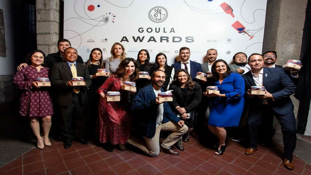 Goula AWARDS premios alimentos bebidas gastrolab