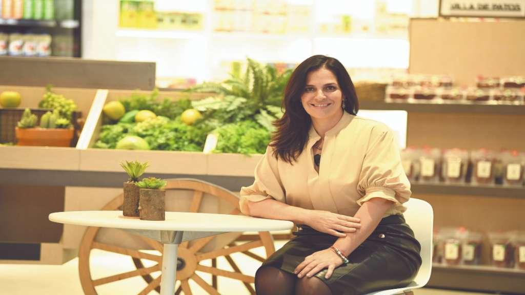 PIONERA. Hace 17 años, la CEO comenzó a impulsar la industria de los spas. Foto: Leslie Pérez