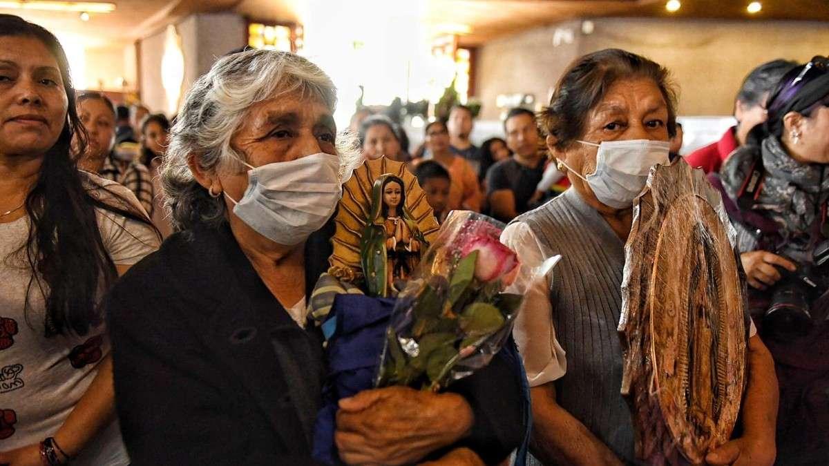 basilica-guadalupe-misa-domingo-coronavirus-medidas-saludo-paz