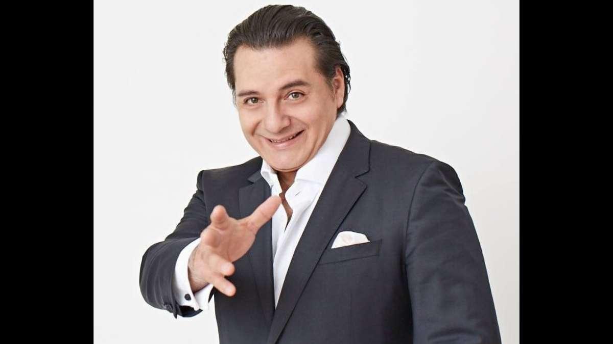 Emilio Ruggerio cantante opera Felipe Calderon