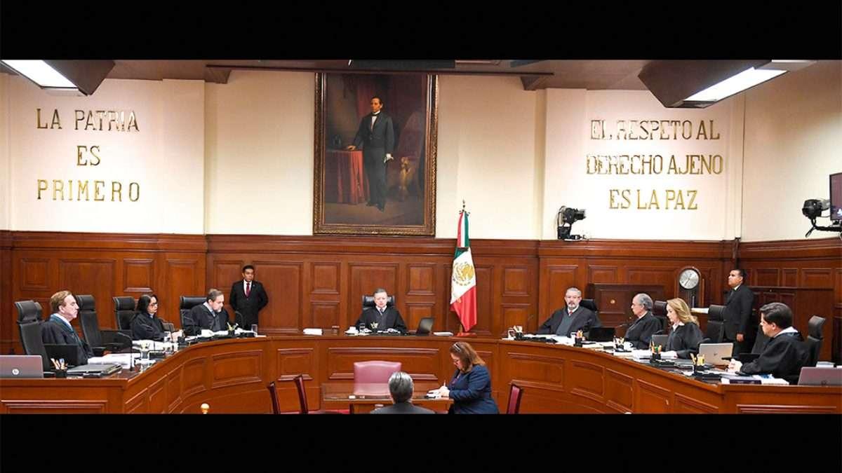 PRESIÓN. La SCJN mandató al Congreso a que legisle el tema a más tardar el 30 de abril próximo. Foto: Especial