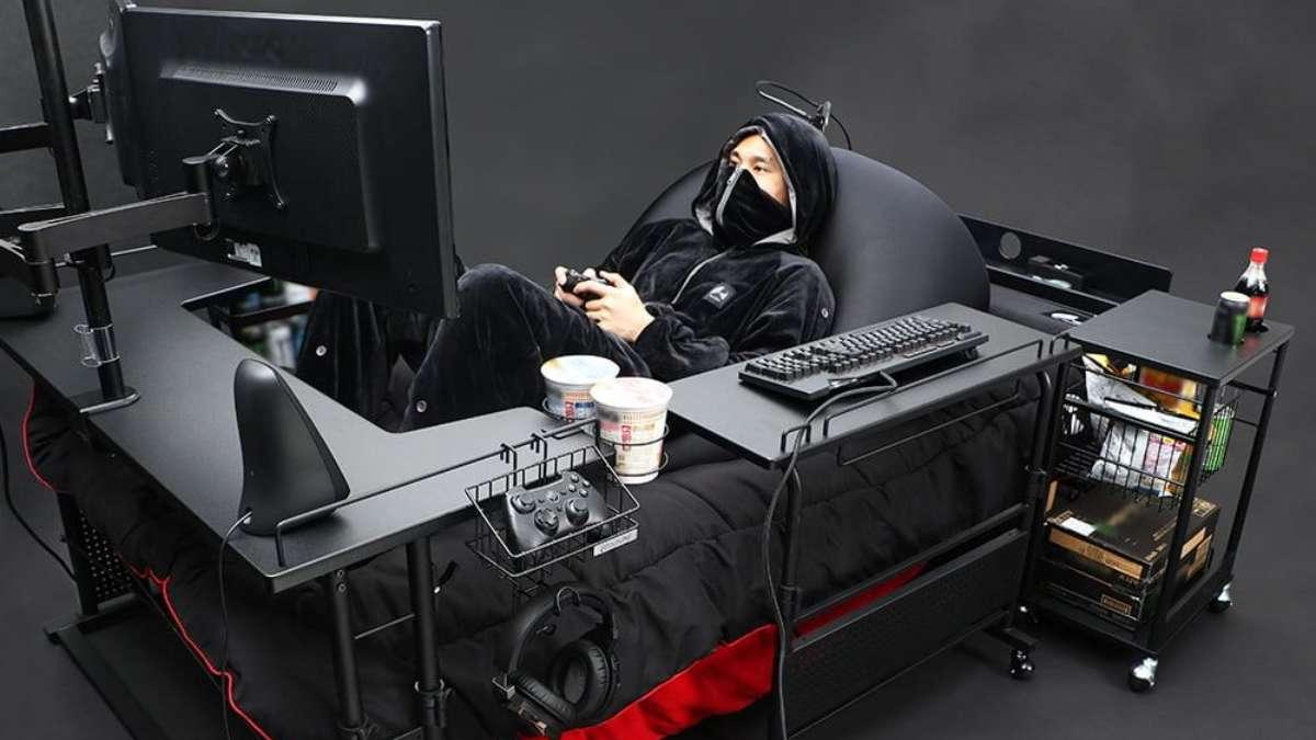 Esta_cama_gamer_fue_creada_para _novato
